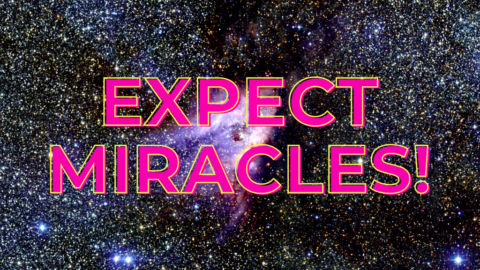 MIRACLES + CREATIVE POSSIBILITIES